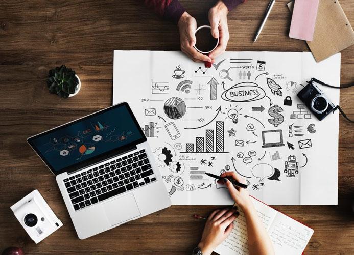 Digital Marketing dengan Menggunakan Google Ads, Facebook Ads, SEO dan Media Sosial