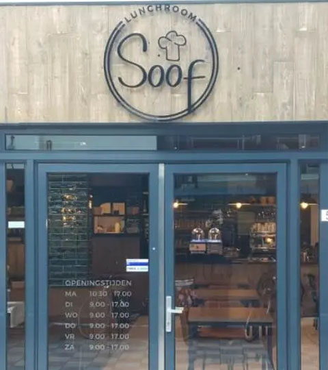 Portofolio Jasa pembuatan toko online Lunchroomsoof Belanda
